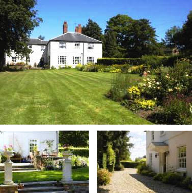 Bed and Breakfast in Leamington Spa, Warwickshire. Best places to stay in Warwickshire.